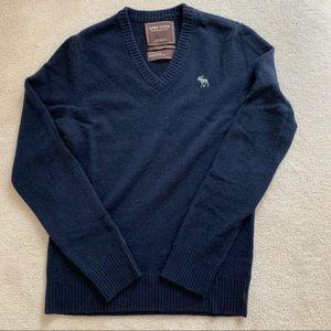Ezra Abercrombie & Fitch Cashmere Sweater
